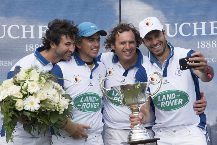 Land Rover Team 24 Goals Argentina