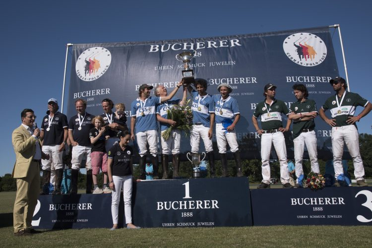 Bucherer High Goal Cup Winner in Aspern